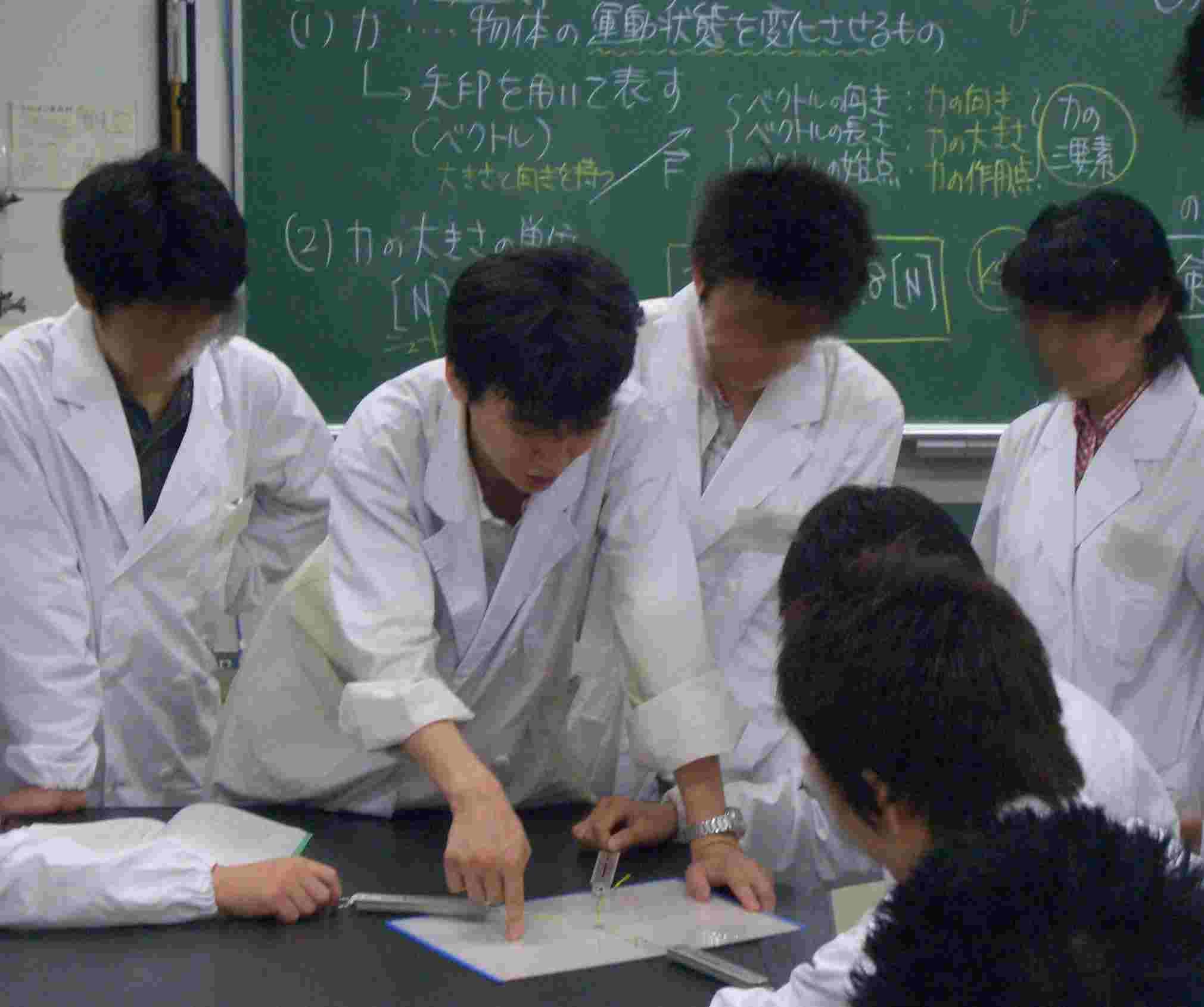 <b>東京工業大学附属</b>科学技術<b>高等学校</b> 理科・物理
